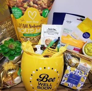 Bee Well Soon Vegan Soup Gift Box